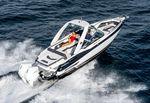 船外ランナバウトボート / ツインエンジン / デュアルコンソール / ボウライダー