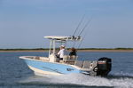 船外センターコンソールボ-ト / セントラル コンソール / オープン / スポーツ釣り