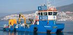 汚染制御船 / カタマラン / 船内