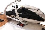 ボート用プラットフォーム / ヨット用 / 昇降 / ジェットスキー用