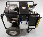 非汚染船油圧ユニット / ターミナルおよび港用 / 電動 / ディーゼルエンジン