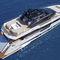 クルージングスーパーヨット / フライブリッジ / GRP / 移動用船艇