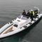 船外インフレータブルボート / 半硬式 / ジョッキーコンソール / スポーツ