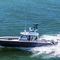 船外センターコンソール艇 / 四発機 / セントラル コンソール / フライブリッジ42 FEARLESSMetal Shark Aluminum Boats