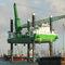 風力タービン用ケーブル用オフショア支援船Self-propelled jack-upMerwede Shipyard