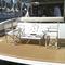 カタマランエクスプレスクルーザー / 船内 / ディーゼル式 / フライブリッジ