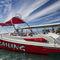船内パラセールボート