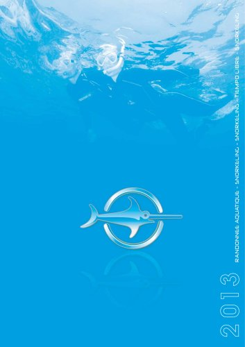 2013_Catalogue_BEUCHAT_Snorkeling