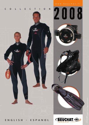 Diving catalog 2008