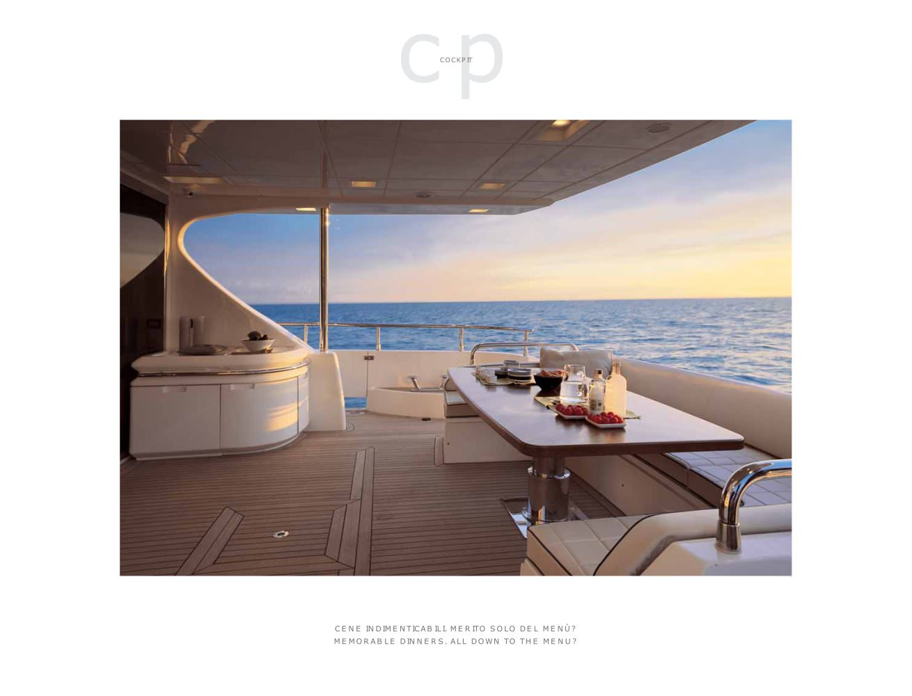 See other catalogues for Azimut. You may also be interested in