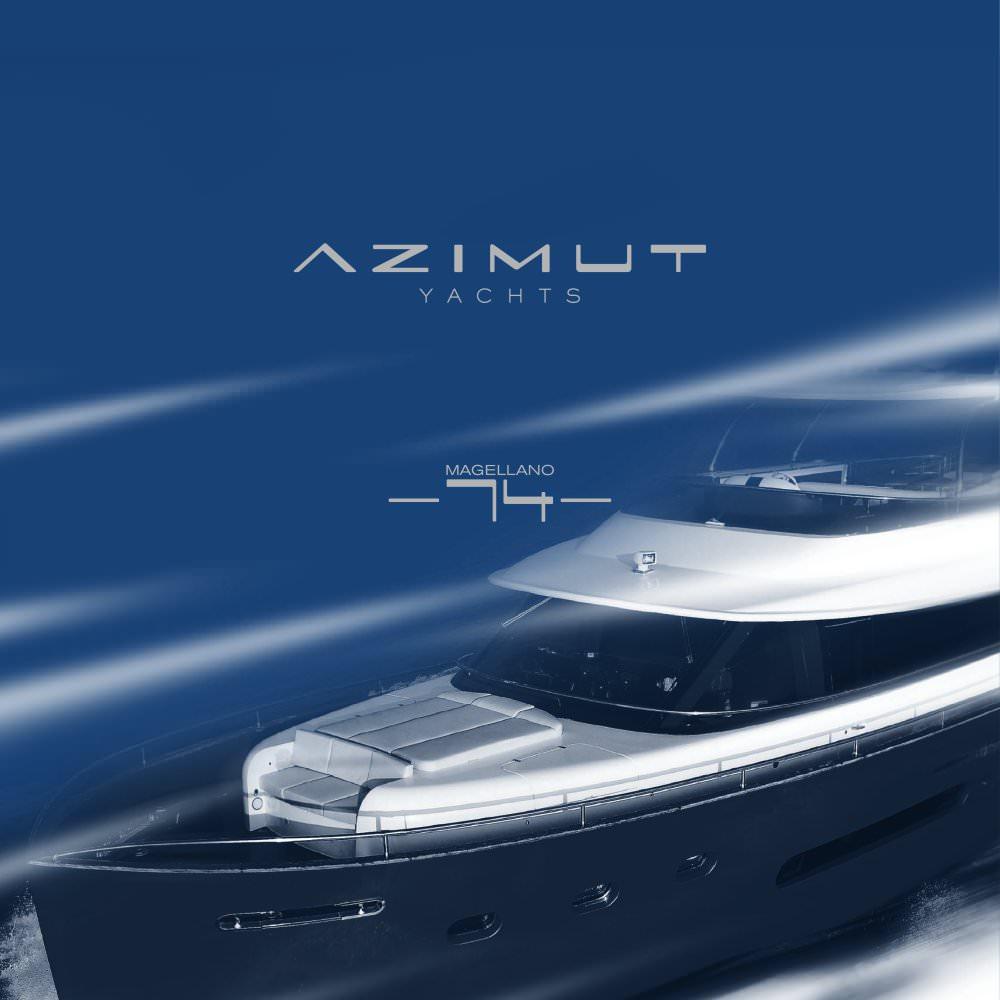 Azimut Magellano 74 - Azimut. See other catalogues for Azimut