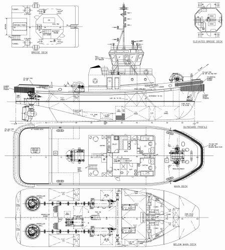 30M ASD Tug