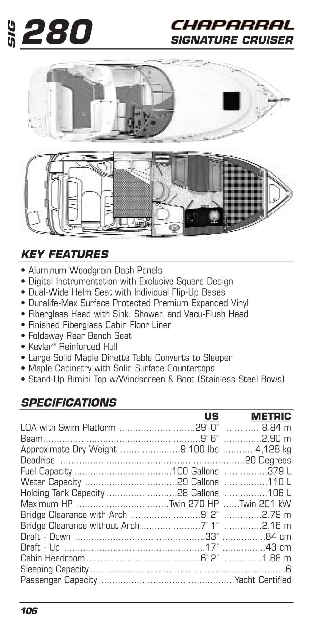 signature 280 guide 8736_1b signature 280 guide chaparral pdf catalogues documentation Sunesta 250 Wiring Diagram at suagrazia.org