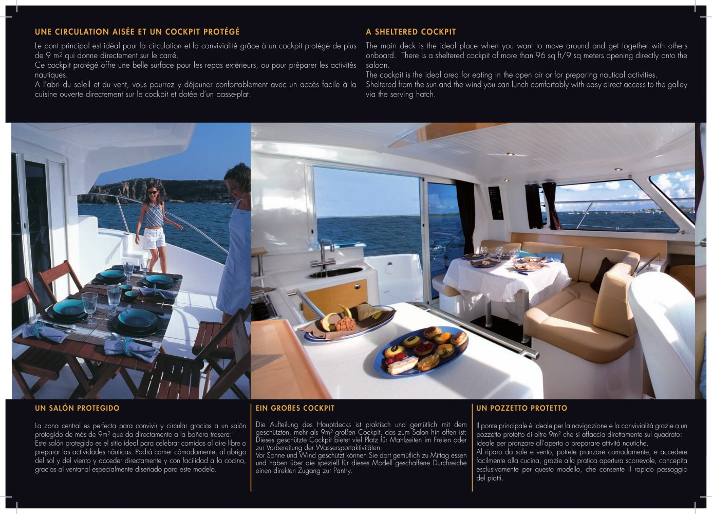 See other catalogues for Fountaine Pajot. You may also be interested in