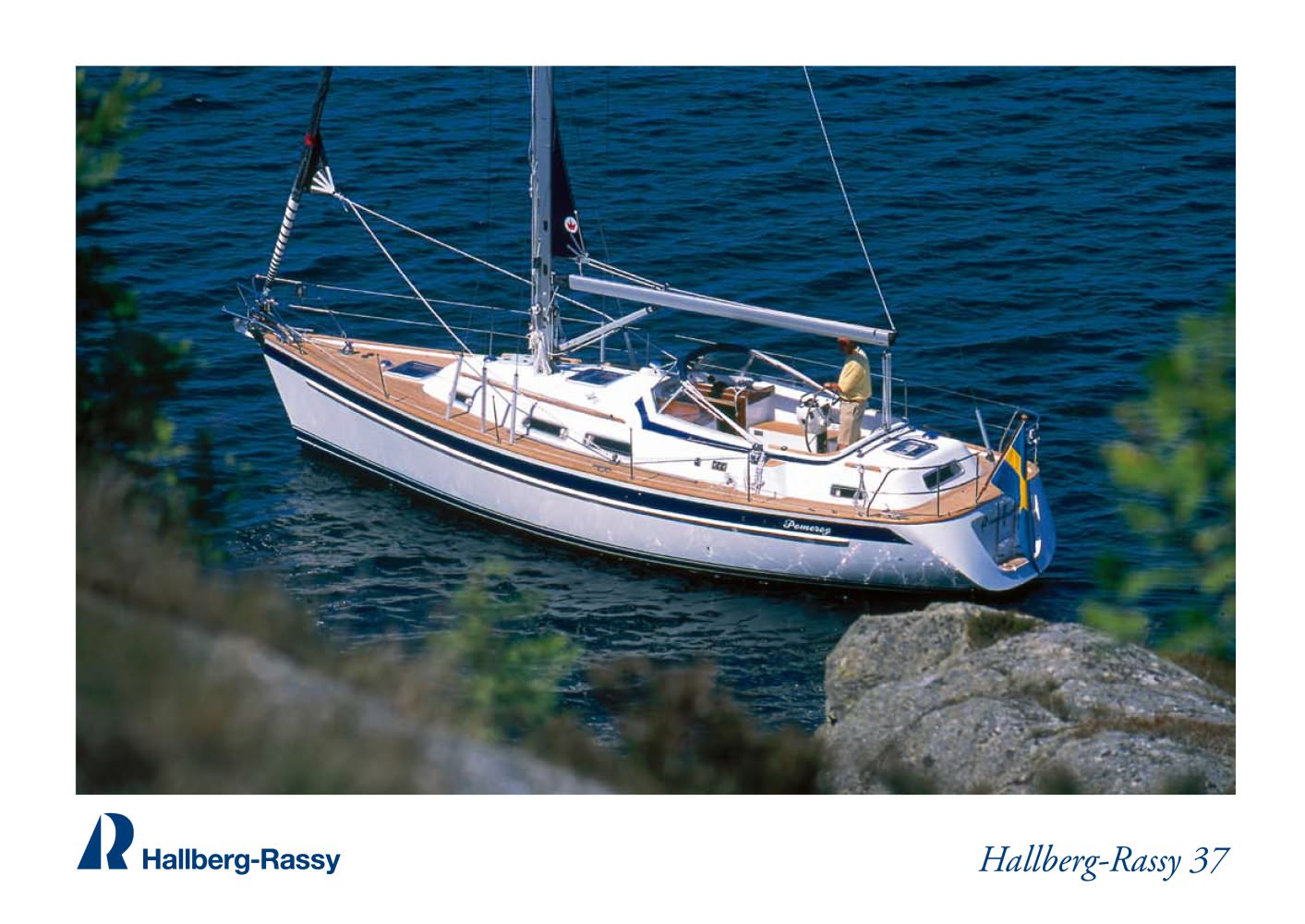 HR 37 - Hallberg-Rassy. See other catalogues for Hallberg-Rassy