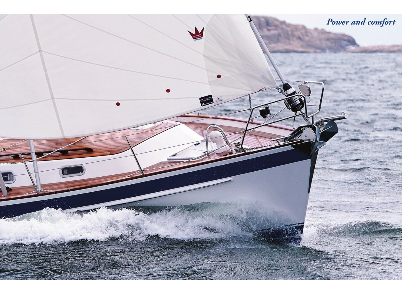 See other catalogues for Hallberg-Rassy. You may also be interested in