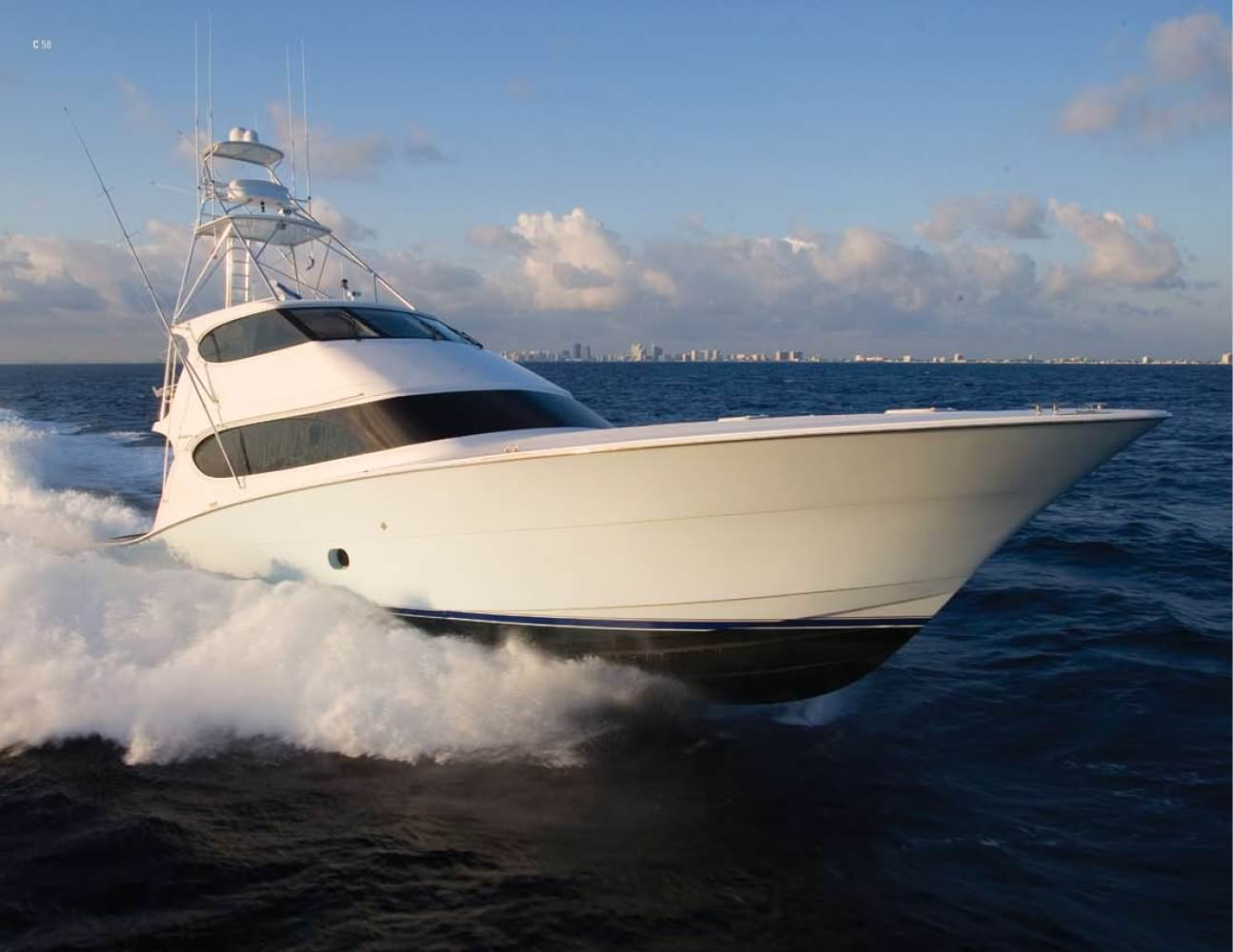 Hatteras 77 Convertible - Hatteras Yachts. See other catalogues for Hatteras ...