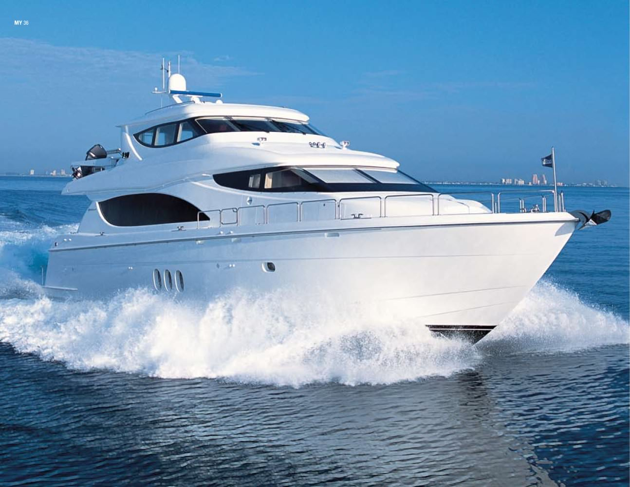 Hatteras 80 Motor Yacht - Hatteras Yachts. See other catalogues for Hatteras ...