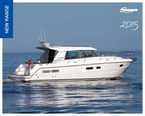 Saga Boats Brochure