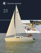 Hunter 25 Brochure