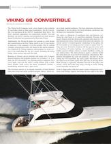 The Viking 68 Convertible
