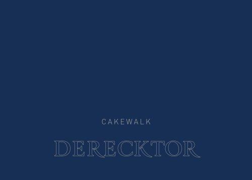 Derecktor Cakewalk