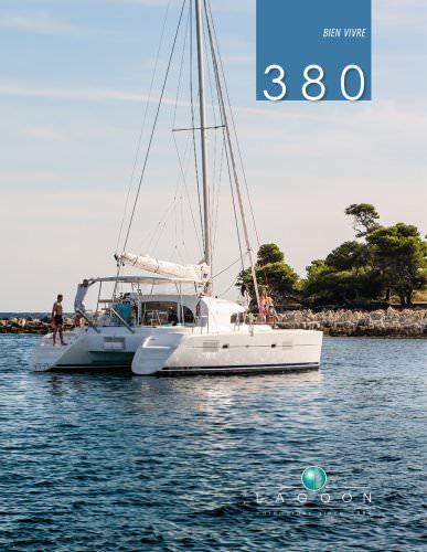 Lagoon380 Brochure
