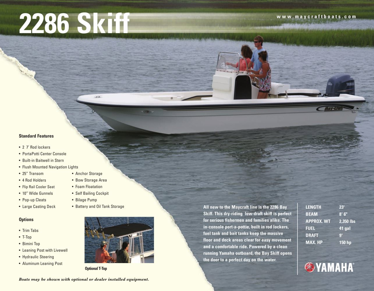 2286 skiff - 1 / 1 Pages