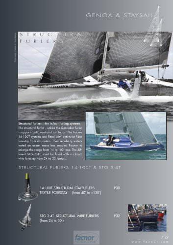Structural furler Fiber - Commercial Brochure