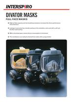 DIVATOR MASKS FULL FACE MASKS