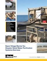 Disaster Refief EUWP Brochure
