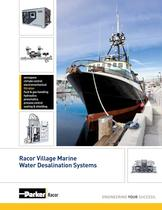 Racor Village Marine Watermakers