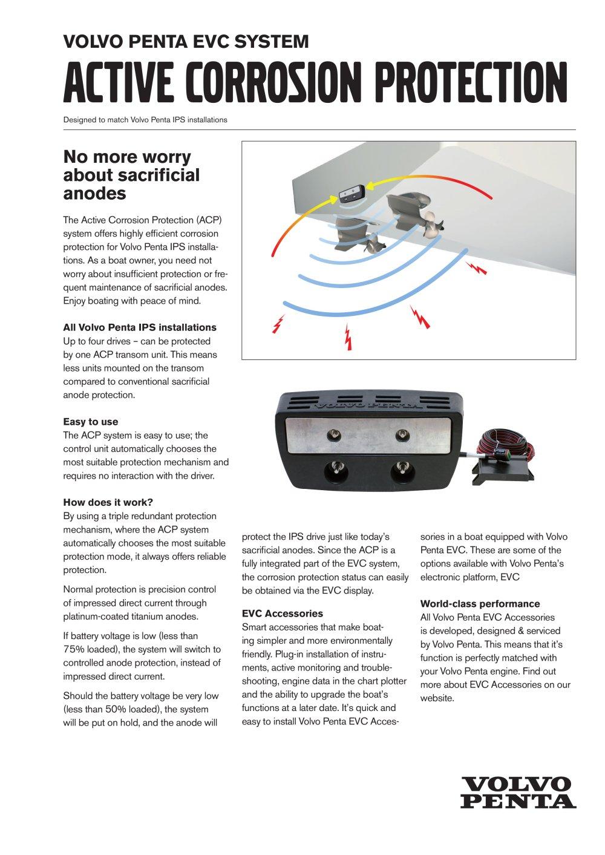 Active corrosion protection volvo penta pdf catalogues active corrosion protection 1 2 pages publicscrutiny Gallery