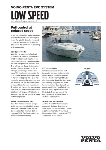 Low speed - Volvo Penta - PDF Catalogs | Documentation