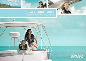 POWERBOAT 2013 ENGINES, OPTIONS AND NEWS