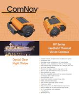 HV Series Handheld Thermal Vision Cameras