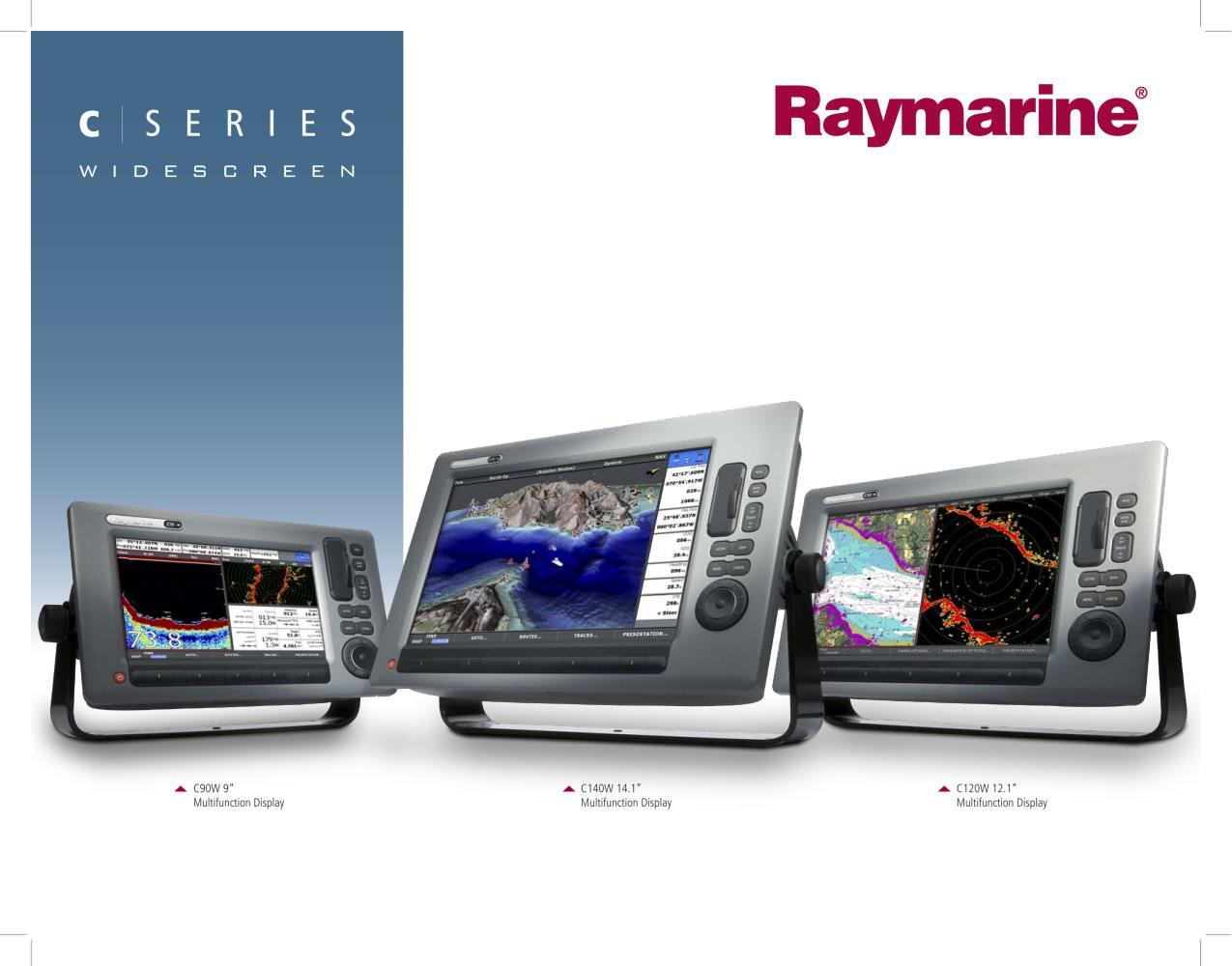 c series catalogue raymarine pdf catalogues documentation rh pdf nauticexpo com raymarine c80 user guide raymarine c80 user guide