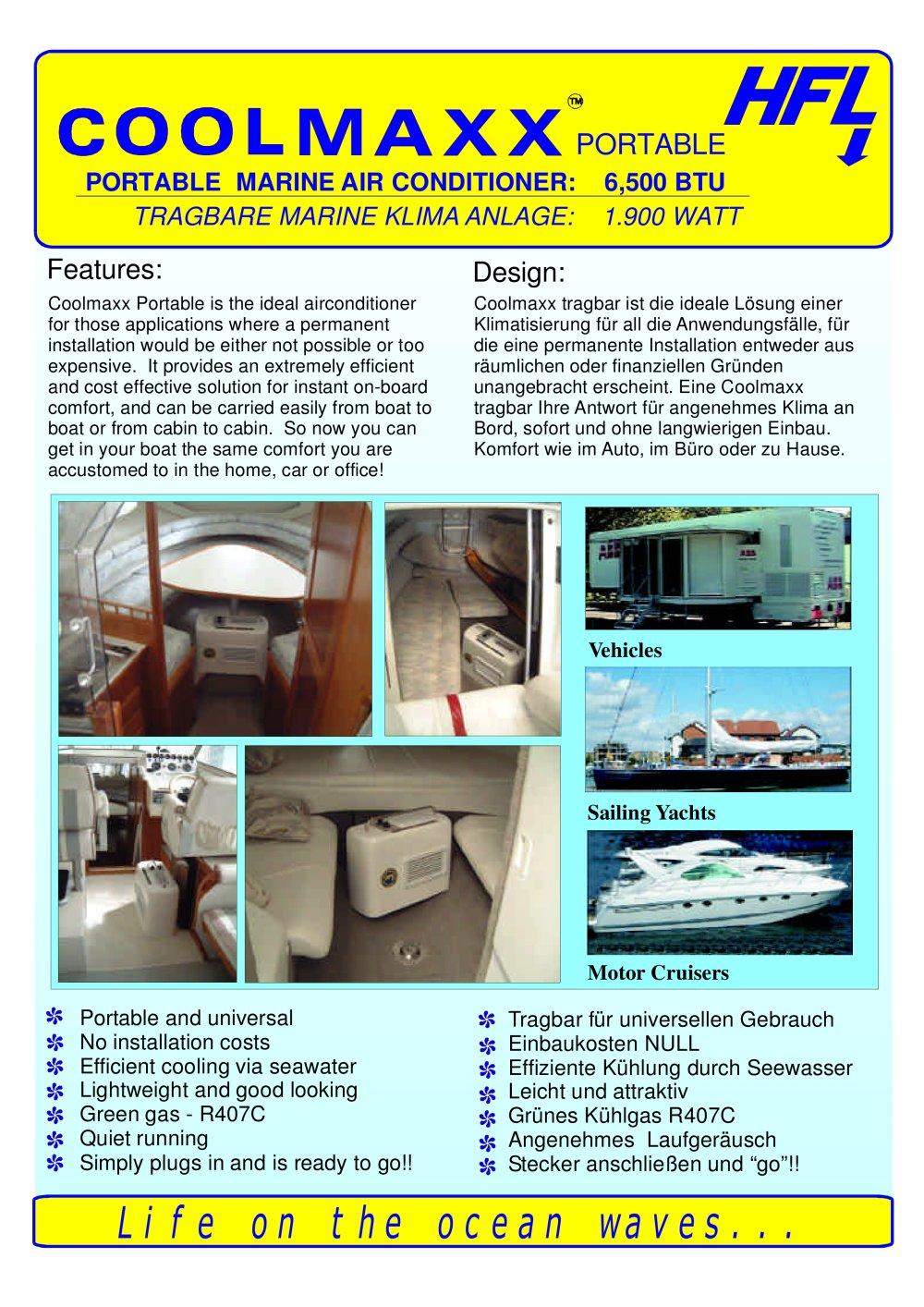 COOLMAX PORTABLE - HFL Power & Air GmbH - PDF Catalogues ...