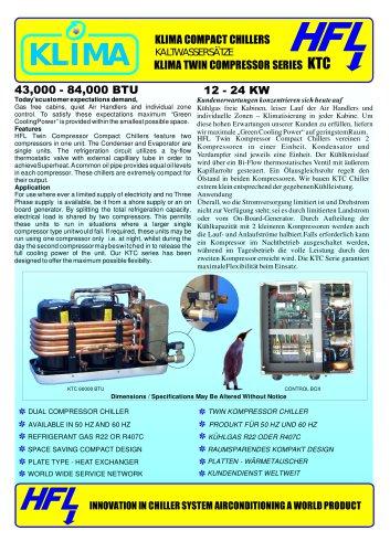 Klima Twin Compressor