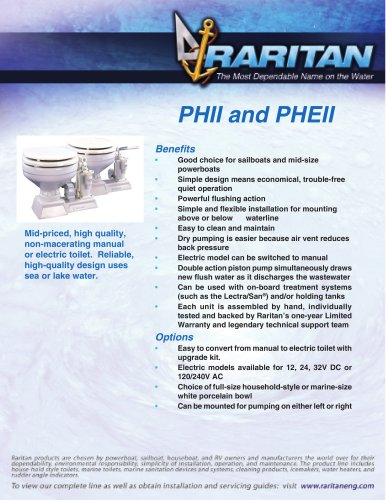 PHII and PHEII