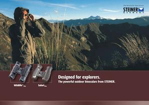 STEINER Outdoor Catalogue 2010