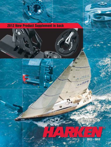 HARKEN CATALOGUE 2012