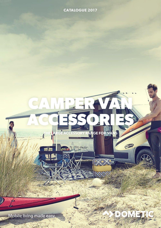 Camper Van Accessories Dometic Pdf Catalogues Documentation Series Va 1 A 40 Pages