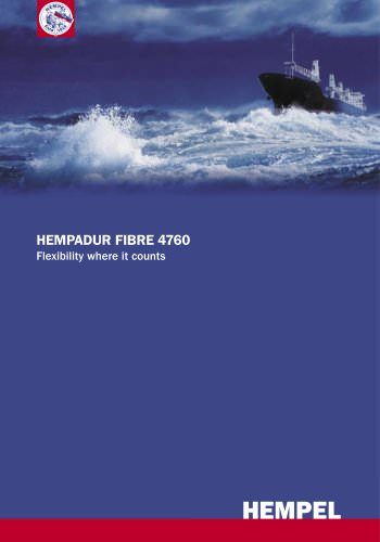 HEMPADUR FIBRE 4760 BROCHURE