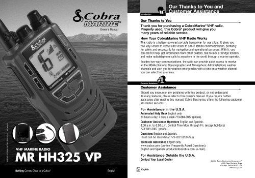 MR HH325 VP