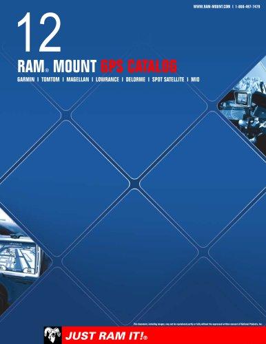 RAM GPS Handheld Catalog
