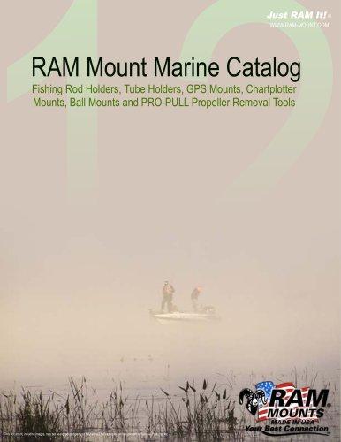 RAM Mount Marine Catalog