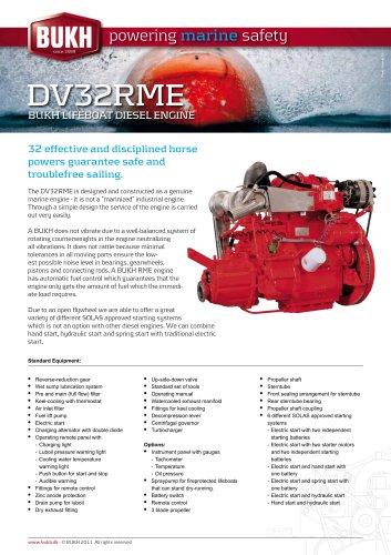 BUKH - DV 32 RME