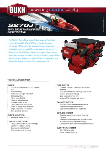 BUKH - S270