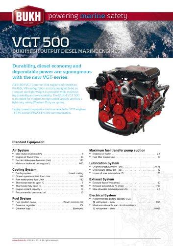 BUKH-VGT-500